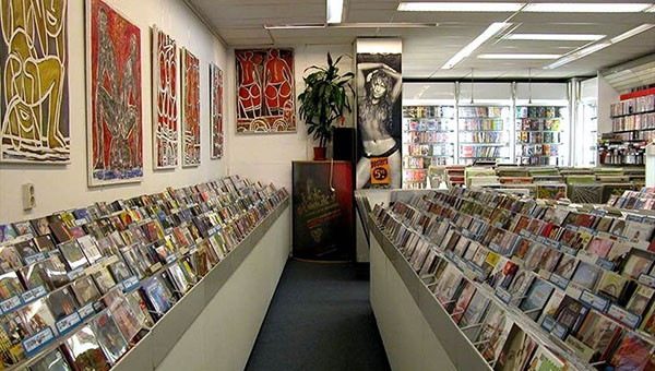 cd verkoop